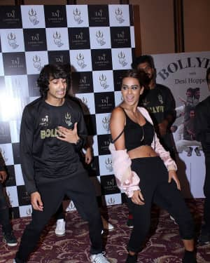 In Pics: Launch Of Bollyfit with Desi Hoppers | Picture 1532496