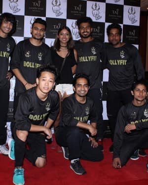 In Pics: Launch Of Bollyfit with Desi Hoppers | Picture 1532473