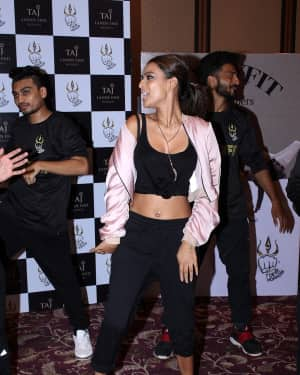 In Pics: Launch Of Bollyfit with Desi Hoppers | Picture 1532490