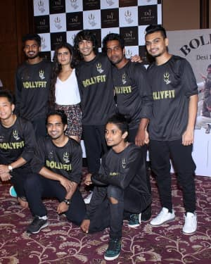 In Pics: Launch Of Bollyfit with Desi Hoppers | Picture 1532478
