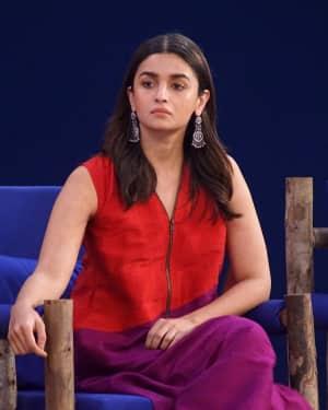 Alia Bhatt - In Pics: Rashtriya Swachhta Diwas