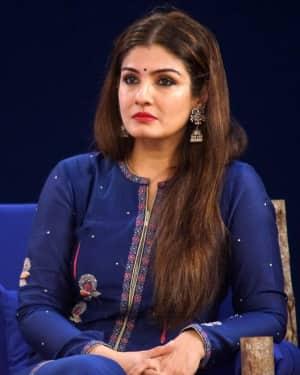 Raveena Tandon - In Pics: Rashtriya Swachhta Diwas