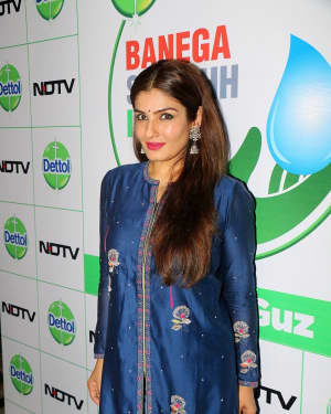 Raveena Tandon - In Pics: Rashtriya Swachhta Diwas | Picture 1532543