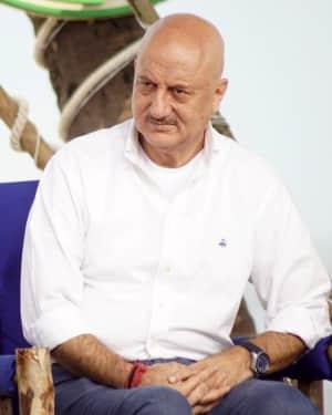 Anupam Kher - In Pics: Rashtriya Swachhta Diwas