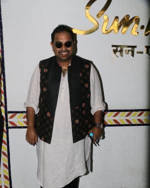 Shankar Mahadevan - In Pics: Rashtriya Swachhta Diwas