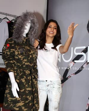 In Pics: Anushka Sharma At Launch Of New Entrepreneurial Venture | Picture 1532764