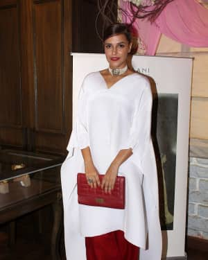 Neha Dhupia - In Pics: Launch Of Tyaani Flagship Polki Jewellery Store | Picture 1532739