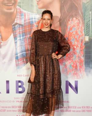 Kalki Koechlin - In Pics: Trailer Launch Of Film Ribbon