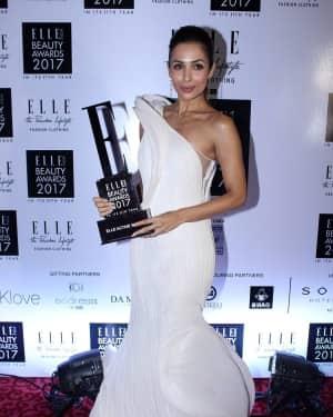 Malaika Arora - In Pics: Elle India Beauty Awards 2017