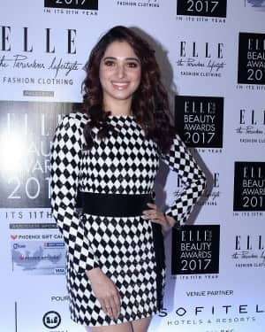 Tamanna Bhatia - In Pics: Elle India Beauty Awards 2017