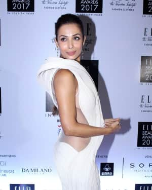 Malaika Arora - In Pics: Elle India Beauty Awards 2017