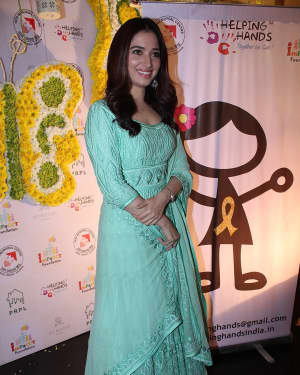 In Pics: Tamanna Bhatia At Inauguration Of Fundraiser Event For Cancer Suffering Kids | Picture 1533884