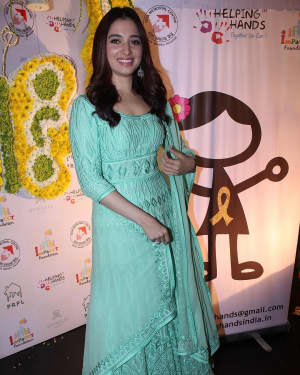 In Pics: Tamanna Bhatia At Inauguration Of Fundraiser Event For Cancer Suffering Kids | Picture 1533885