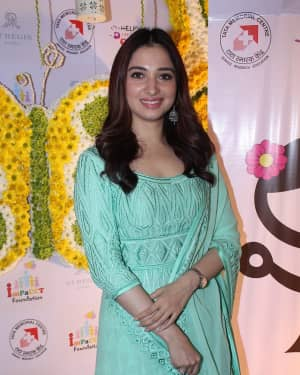 In Pics: Tamanna Bhatia At Inauguration Of Fundraiser Event For Cancer Suffering Kids