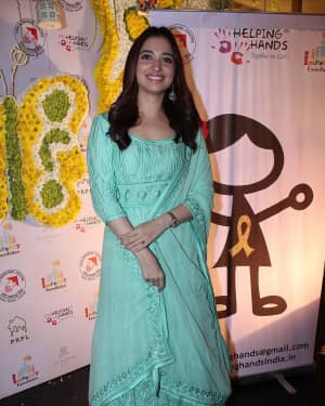 In Pics: Tamanna Bhatia At Inauguration Of Fundraiser Event For Cancer Suffering Kids | Picture 1533887