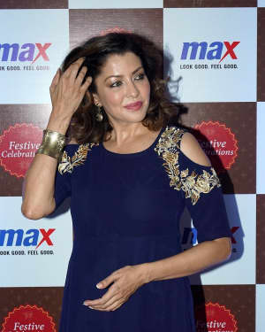 In Pics: Aditi Govitrikar At Launch Of Max Festive Collection | Picture 1534116