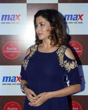 In Pics: Aditi Govitrikar At Launch Of Max Festive Collection | Picture 1534115
