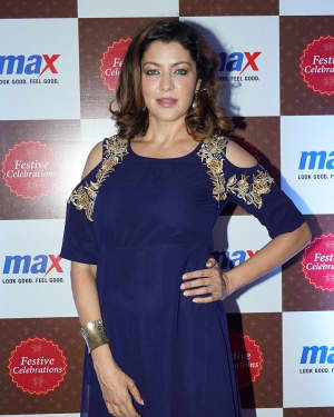 In Pics: Aditi Govitrikar At Launch Of Max Festive Collection | Picture 1534117