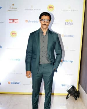 Kunal Kapoor - In Pics: Red Carpet Of 2017 Magic Bus Benefit Gala