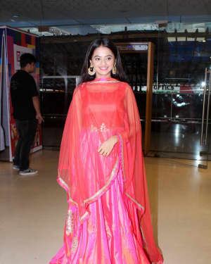 In Pics: Helly Shah At Store Launch Of Sundari Silks | Picture 1535209