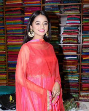 In Pics: Helly Shah At Store Launch Of Sundari Silks | Picture 1535212