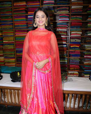 In Pics: Helly Shah At Store Launch Of Sundari Silks | Picture 1535214