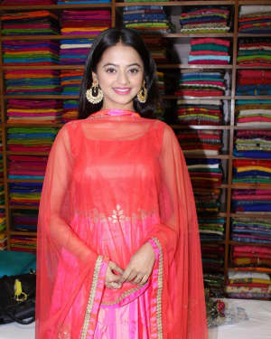 In Pics: Helly Shah At Store Launch Of Sundari Silks | Picture 1535213