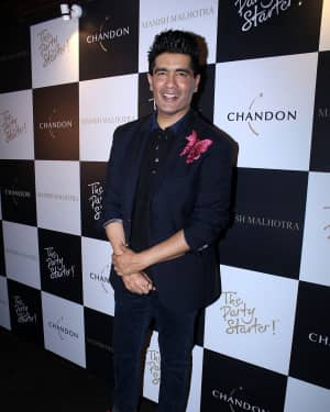 Manish Malhotra - In Pics: Launch Of Manish Malhotra X Chandon Limited Edition End Of Year 2017 Bottles   Picture 1534966