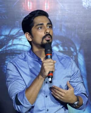 Siddharth Narayan - In Pics: Trailer Launch Of Film The House Next Door
