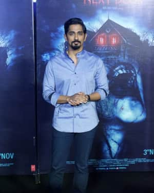 Siddharth Narayan - In Pics: Trailer Launch Of Film The House Next Door | Picture 1535188