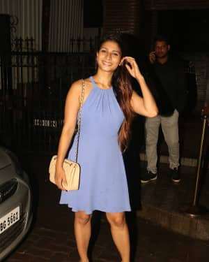 Tanisha Mukherjee - In Pics: Celebs Spotted At Estella