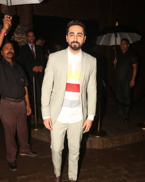 Ayushmann Khurrana - In Pics: Celebs Spotted At Estella