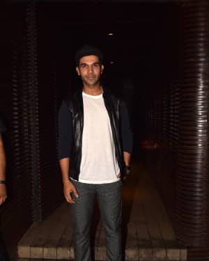 Rajkummar Rao - In Pics: Celebs Spotted At Estella