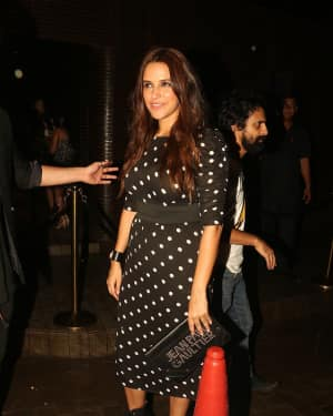 Neha Dhupia - In Pics: Celebs Spotted At Estella