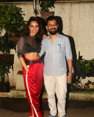 In Pics: Screening Of South Indian Film Solo