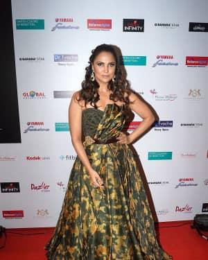 Lara Dutta - In Pics: Red Carpet Of Miss Diva Grand Finale 2017