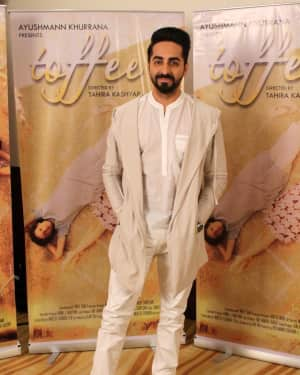 Ayushmann Khurrana - In Pics: Toffee Film Interview | Picture 1535729
