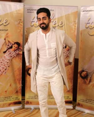 Ayushmann Khurrana - In Pics: Toffee Film Interview | Picture 1535728
