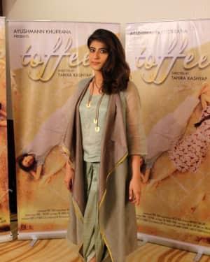 Tahira Kashyap - In Pics: Toffee Film Interview