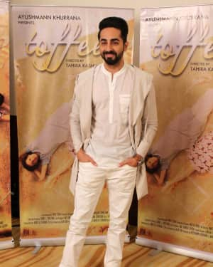 Ayushmann Khurrana - In Pics: Toffee Film Interview | Picture 1535727