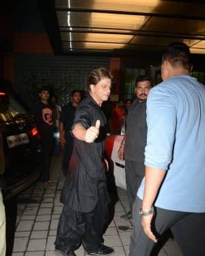 Shahrukh Khan - In Pics: Celebs at Arpita's Pre-Diwali Bash
