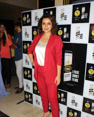 Tisca Chopra - In Pics: Royal Stag Barrel Large Short Films   Picture 1536406
