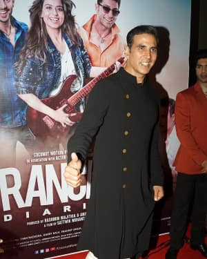 Akshay Kumar - In Pics: Special Screening Of Ranchi Diaries