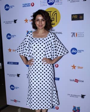 Tisca Chopra - In Pics: Red Carpet Of Film The Hungry