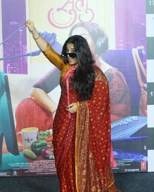 Vidya Balan - In Pics: Trailer Launch Of Film Tumhari Sulu | Picture 1536759