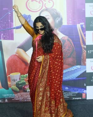 Vidya Balan - In Pics: Trailer Launch Of Film Tumhari Sulu | Picture 1536758