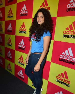 Saiyami Kher - In Pics: Adidas Announce The Uprising 3.0