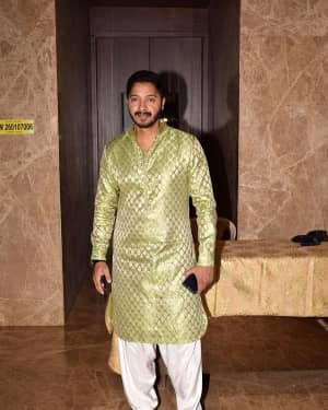 Shreyas Talpade - In Pics: Celebs At Producer Ramesh Taurani Diwali Party