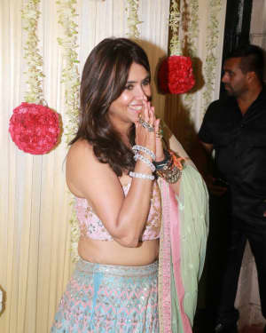 Ekta Kapoor - In Pics: Celebs at Ekta Kapoor's Diwali Party