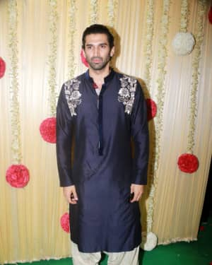 Aditya Roy Kapur - In Pics: Celebs at Ekta Kapoor's Diwali Party